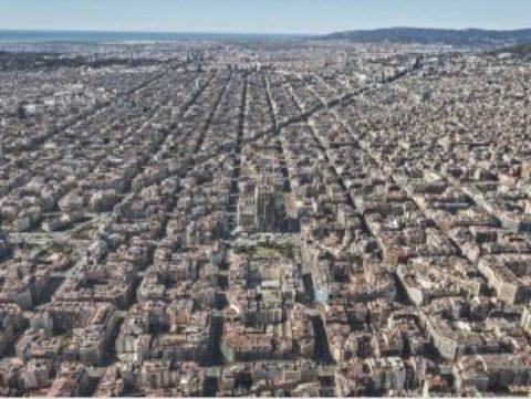 Barcelone, capitale de la Catalogne.
