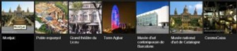 Achat en Espagne: visiter Barcelone