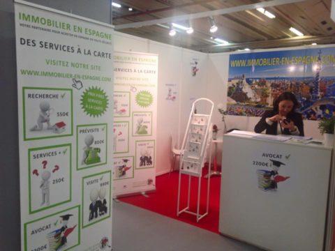 Immobilier Espagne, salon immobilier et du tourisme à Paris